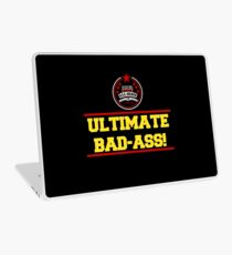 I am the Ultimate Bad-Ass Laptop Skin
