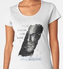 Jason Bourne Frauen Premium T-Shirts
