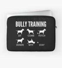 English Bull Terrier Bully Training Laptop Sleeve