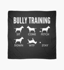 English Bull Terrier Bully Training Scarf