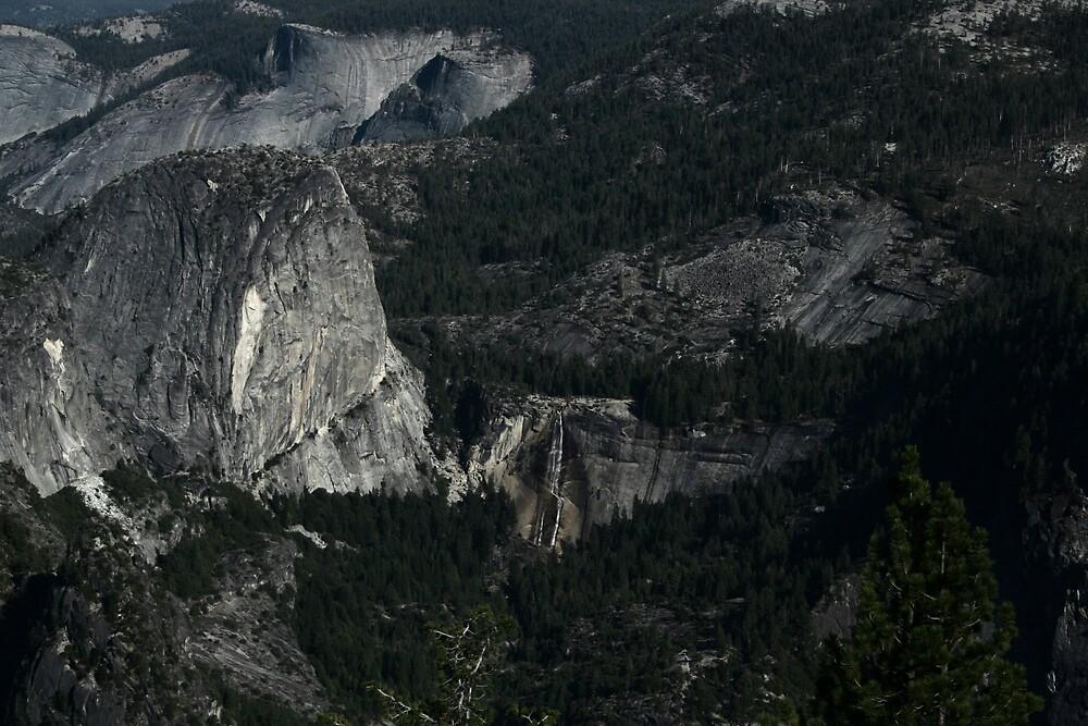Half Dome Yosemite NP by Ilan Cohen