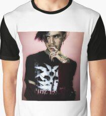 Lil Peep Profile Graphic T-Shirt