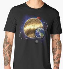 It's a Bitcoin Universe Men's Premium T-Shirt