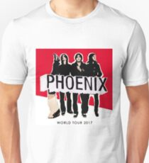 Phoenix World Tour Unisex T-Shirt