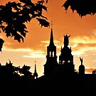 Sunset in Old Montreal by PhotosByHealy