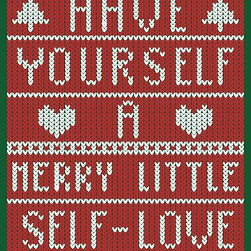 Have Yourself a Merry Little Self-love by krimons