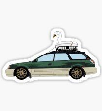 Subaru Outback Sticker