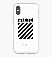 OFF-WHITE (High resolution) iPhone Case