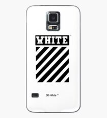 OFF-WHITE (High resolution) Case/Skin for Samsung Galaxy