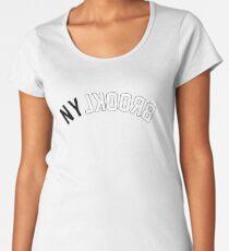 NY LKOORB (Brooklyn) Women's Premium T-Shirt