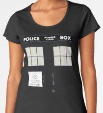 New Who Women's Premium T-Shirt