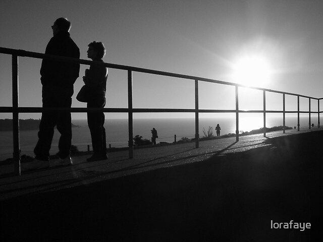 Into the Sun by lorafaye