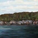 Mons Point - Port Munro - Marathon, Ontario Northwest Ontario by loralea