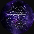 SRI YANTRA - MYSTIC, ASTRAL GEOMETRY FOR INTELLIGENT PERSONS LIKE YOURSELF by Clifford Hayes