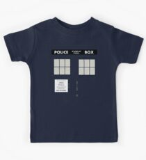 New Who Kids Tee