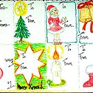 Xmas tags I made a long time ago... by MardiGCalero