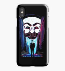 Mr. Robot's fsociety iPhone Case/Skin