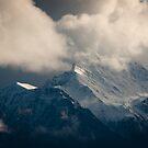 St. Elias Mountains by Marty Samis
