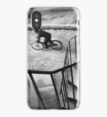 Bresson Cartier Bicycle iPhone Case/Skin