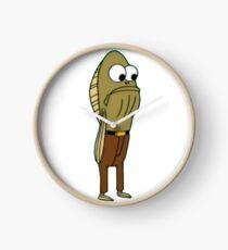 Fred Spongebob HQ Remake Clock
