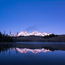 The Blue Hour  by Jennifer Hulbert-Hortman