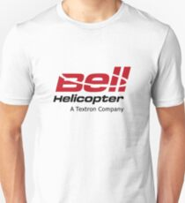 Bell Helicopter Merchandise Unisex T-Shirt