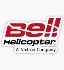 Bell Helicopter Merchandise Sticker