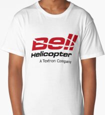Bell Helicopter Merchandise Long T-Shirt