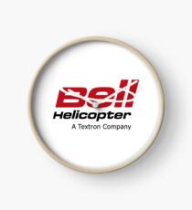Bell Helicopter Merchandise Clock