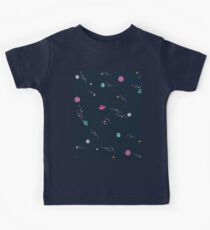 Lost in Space Pattern Kids Clothes