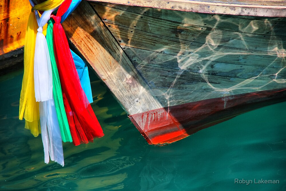Longtail ribbons by Robyn Lakeman