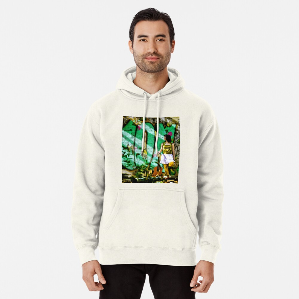 Light Call Pullover Hoodie