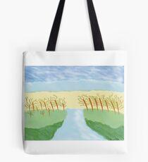 Perfect scenery Tote Bag