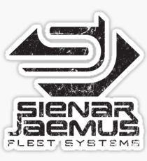 Sienar-Jaemus Fleet Systems Sticker