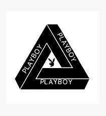Palace x Playboy Parody Photographic Print