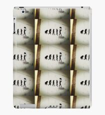 From evolution to revolution iPad Case/Skin