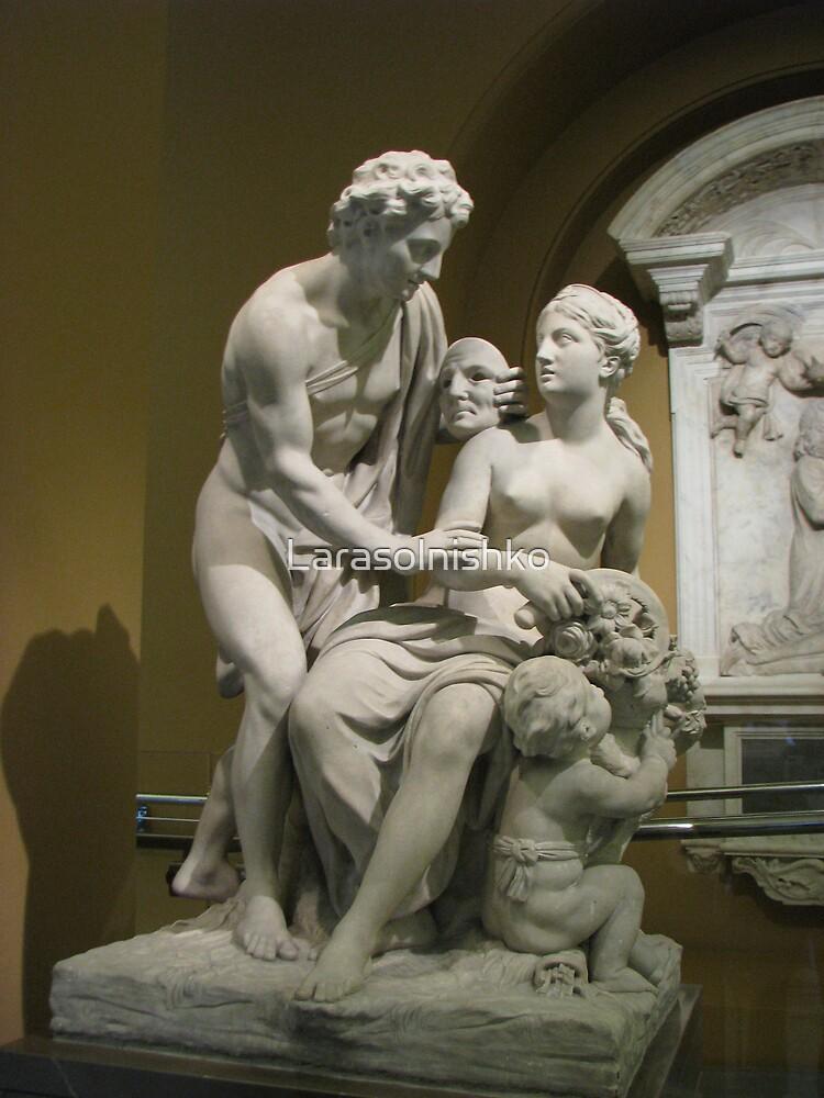 That sculpture  by Larasolnishko