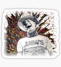gord downie - Of course, I did lots of what would be called graphic design now, what used to be called commercial art. Sticker