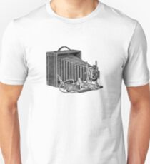 Seroco Folding Camera - 1907 Model Unisex T-Shirt