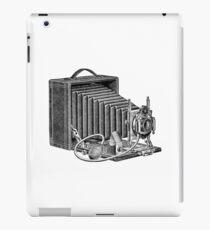 Seroco Folding Camera - 1907 Model iPad Case/Skin