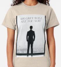Fifty shades of Grey Classic T-Shirt