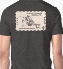 POSTAGE STAMP, SHILOH, Grand Army of the Republic, Union, United Confederate Veterans T-Shirt