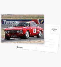 Alfa attack Postcards