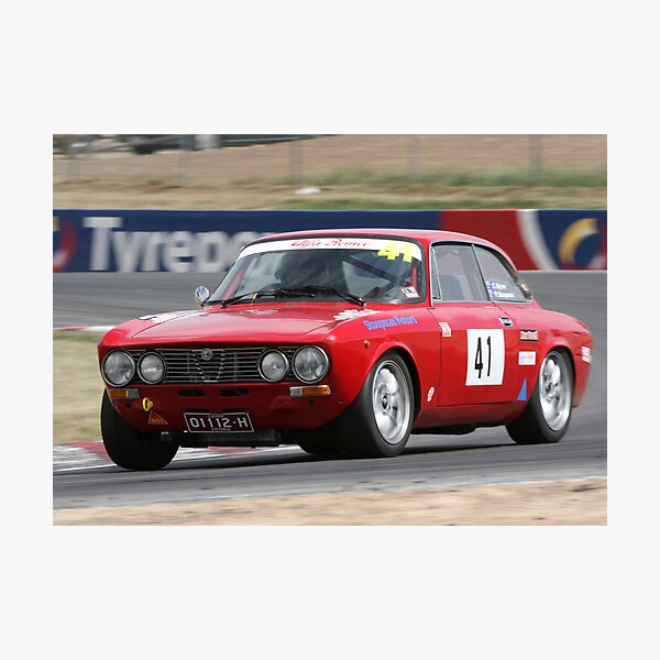 Alfa attack Photographic Print