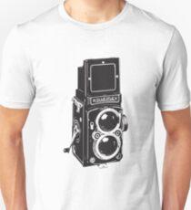 Camera: Rolleiflex T-Shirt