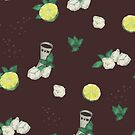 cuba libre _ recipe pattern by hahaha-creative