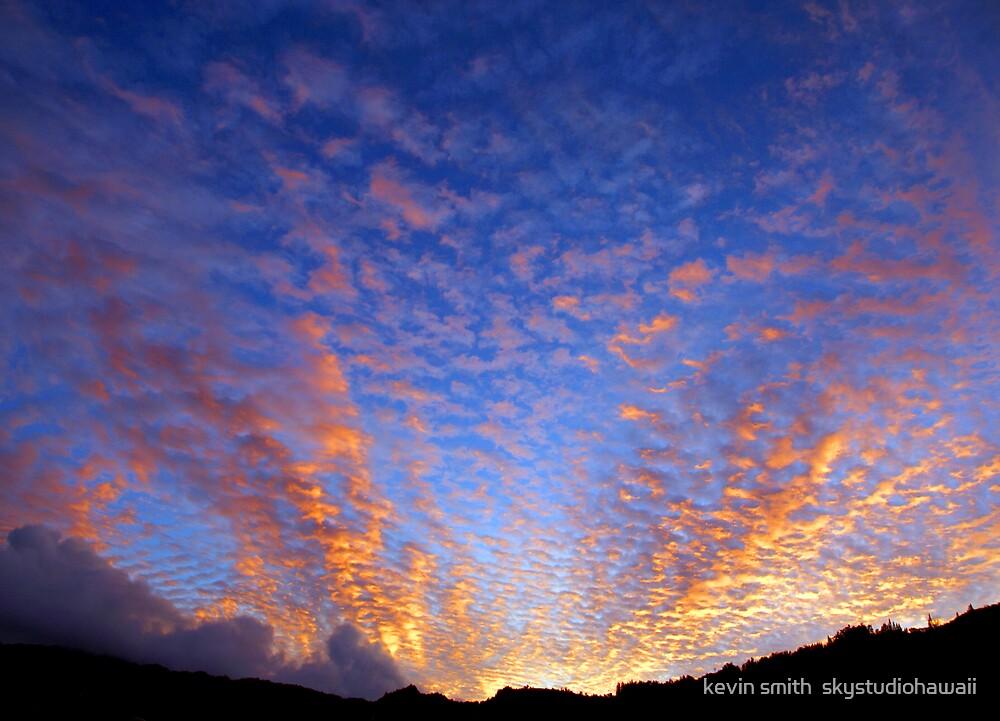 Manoa Valley Sunrise by kevin smith  skystudiohawaii