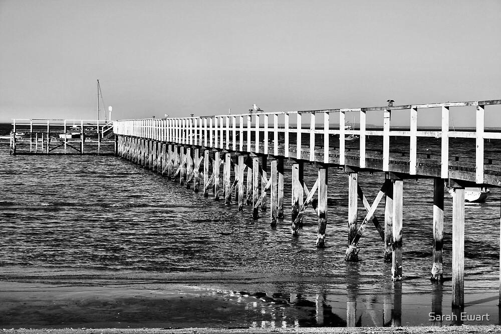 Sorrento jetty by Sarah Ewart