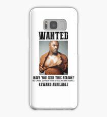 wanted: idris elba Samsung Galaxy Case/Skin