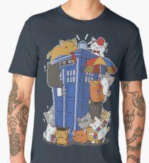 Kitten Who Men's Premium T-Shirt